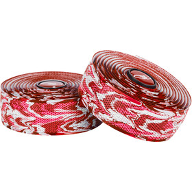 Lizard Skins DSP Handlebar Tape 2,5mm red camo